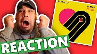 Major Lazer - Run Up (feat. PARTYNEXTDOOR & Nicki Minaj) REACTION