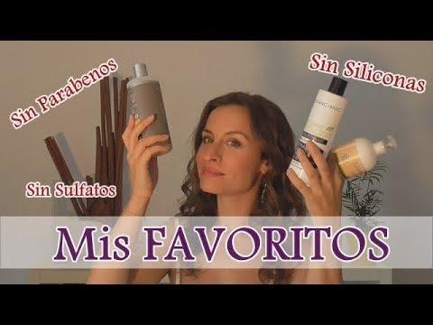 Champús SIN Parabenos, Siliconas, Sulfatos * Mis Favoritos II Belleza Consciente