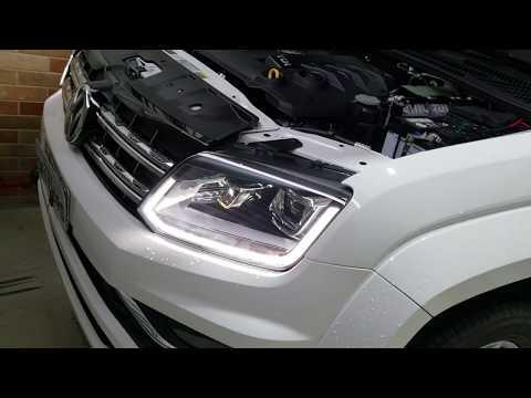 VW Amarok V6 2019 - Remap Stage 1 - Eurofix Manutenção