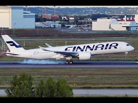 FINNAIR A350 BUSINESS CLASS FLIGHT REVIEW