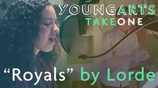 """Royals"" Cover 