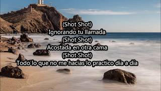 Dani Barranco    SHOT (Letra Oficial)