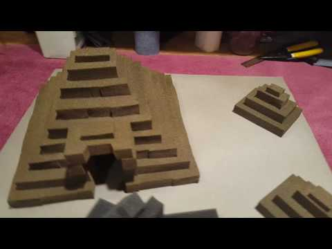 How to build a Pyramid School Project