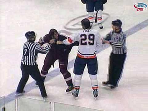 Mitch Fritz vs. Grant McNeill