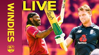 🔴LIVE Windies v England | ODI CLASSIC | 2019 4th ODI