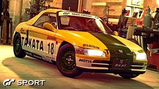 GT SPORT - Honda Beat REVIEW