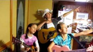 Tim Hawkins-- Pretty Pink Tractor (cover)