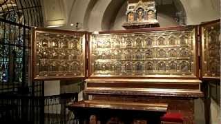 preview picture of video 'Verduner Altar in Klosterneuburg monastery, Austria'