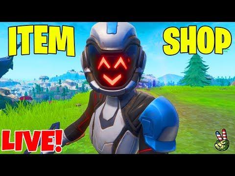 FORTNITE ITEM SHOP LIVE! [October 12th, 2019] (Fortnite Battle Royale)