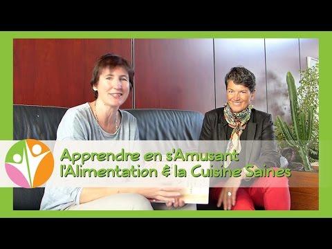 Enseigner à nos enfants à manger sainement et à cuisiner en chantant – Christine Bouguet-Joyeux