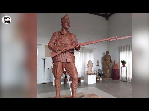 Infodefensa.com se une al proyecto 'Estatua centenario de la Legión'