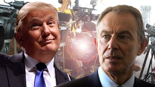 Tip TV Trending: Tony Blair's new mission, Is Trump's attack on media justified?