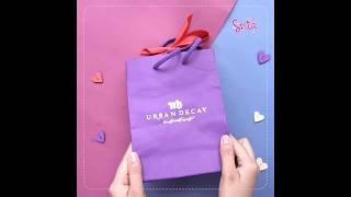 SistaCafe Channel : Open Box Urban Decay Naked Petite HEAT