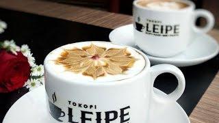Leipe Cafe Tempat Nongkrong Baru di Bandar Lampung