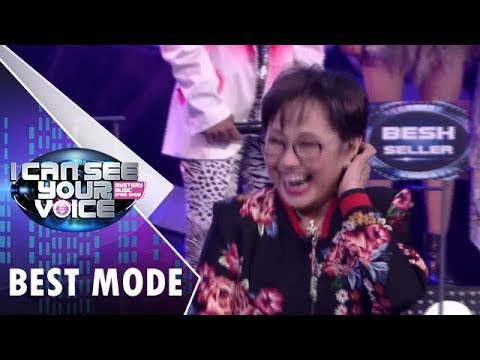 I Can See Your Voice PH: Wacky at Bayani, nakaeksena ang si Vilma Santos | Best Mode