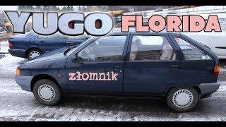 Złomnik: Yugo Florida, samochód moich marzeń