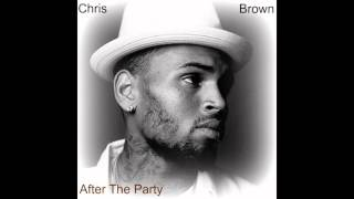 Undress (After The Party)- Chris Brown (NEW 2016)