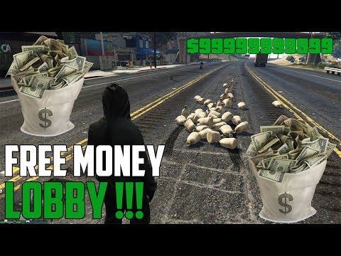 Money lobby e RP drop GTA5 xbox - смотреть онлайн на Hah Life