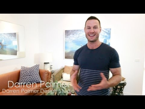Channel 9 TV Celebrity Darren Palmer's Property Video