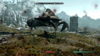 Skyrim Tutorial - How to spawn massive npc's & turn yourself into a giant / gnome