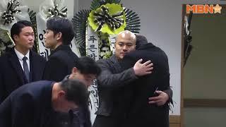 [K-entTV]SHINeeジョンヒョンの葬儀-SuperJuniorヒチョル・シンドン・ウニョク,TRAX,フィソン