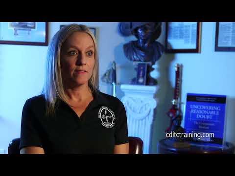 CDITC Criminal Defense Investigation Training - Information Video ...