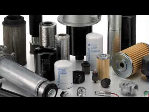 Descripción general de la filtración hidráulica Donaldson
