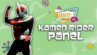 Kamen Rider – Now and Forever! - Nerdist House