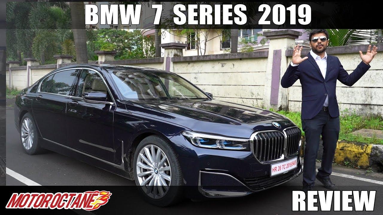 Motoroctane Youtube Video - New BMW 7 Series Review | Hindi | MotorOctane