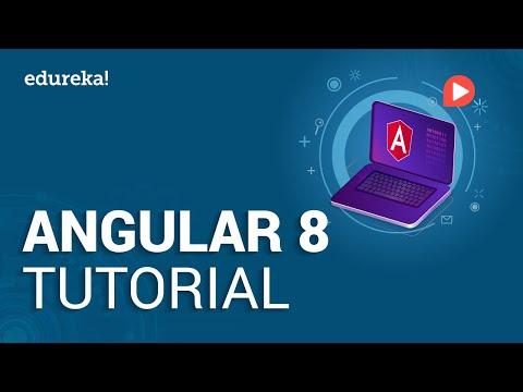 Angular 8 Tutorial | Create Angular Project from Scratch | Angular ...