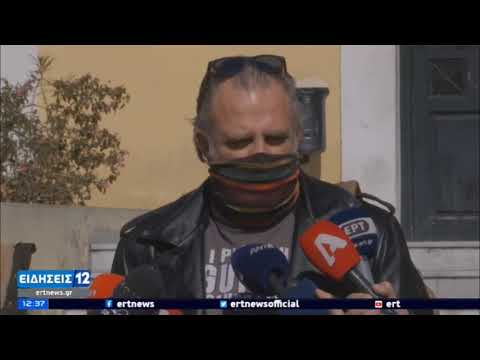 Για πέντε νέες καταγγελίες σε βάρος ηθοποιών κατέθεσε ο Πασχάλης Τσαρούχας ΕΡΤ 12/03/2021