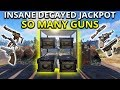 Download Video Insane Decayed Base Gun Hoarder Jackpot! - Rust Solo Survival Gameplay SE1 EP3