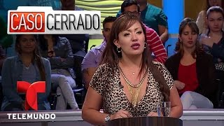 Caso Cerrado | Swingers Club Turned to Divorce🍆🍑🍆 | Telemundo English
