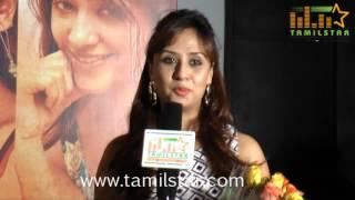 Maanu at Aayirathil Iruvar Movie Press Meet