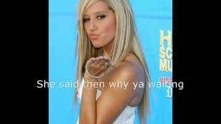 He Said She Said-Ashley Tisdale [INSTRUMENTALS WITH LYRICS]