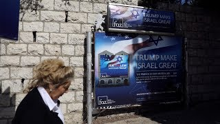 Trump brought extra bullet-proof glass to Israel for hotel window