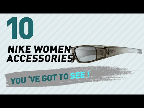 Nike Women Accessories, Top 10 Collection // New & Popular 2017