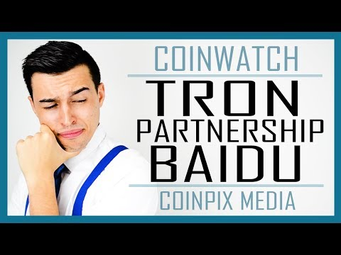#Coinwatch Crypto News | CoinWatch #02 | TRON Partnership, EOS In Space? & More (видео)