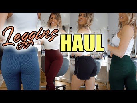 Leggings & Sport Klamotten | Fitness HAUL