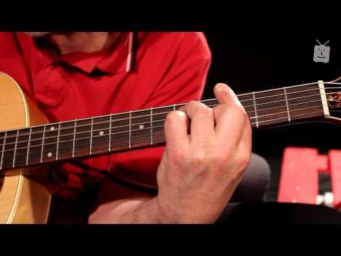 GODIN 5th Avenue Kingpin P90 Natural Semiakustická kytara