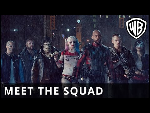 Suicide Squad (Viral Video 'Meet the Squad')