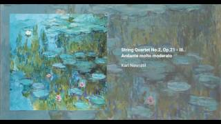 String Quartet No.2, Op.21