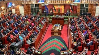 BREAKING NEWS: Drama in Parliament; John Mbadi thrown out of the house
