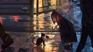 Relaxing Sleep Music + Rain Sounds - Peaceful Piano Music, Stress Relief Music, Relaxing Music