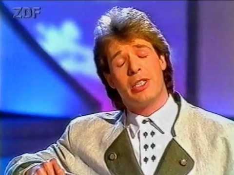 Patrick Lindner - Die kloane Tür zum Paradies - Superhitparade der Volksmusik - 1989