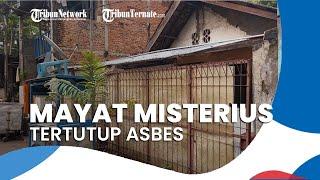 Penemuan Mayat Misterius di Jakarta Pusat, Tertutup Asbes dan Wajahnya Menghitam