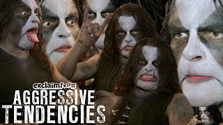We Did A REALLY Weird Interview With Abbath, And Here's Some Bonus Material | Aggressive Tendencies