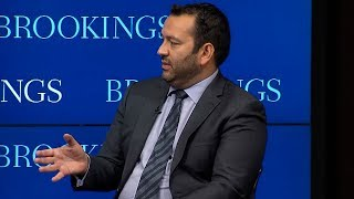 Adel Abdel Ghafar discusses conflicting opinions in the Trump administration towards the Middle East
