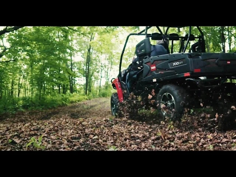 New Side By Side Off-Road UTV from Toro - 2