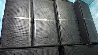 New Model ||DJ SYSTEM BEST DJ SYSTEM DJ Equipment DJ Shop Cabinet || SAMRAT Ki DJ ||DJ Setup 2019